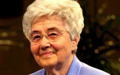 """Chiara Lubich, fundadora dos Focolares, evocada """"entre o passado e o futuro"""""""