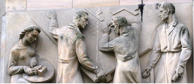 António José Paulino, Bratislava, Escultura