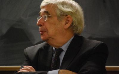 CRC promove homenagem a Luís Salgado Matos