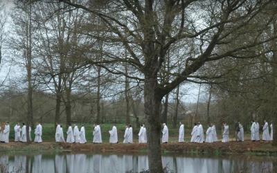 Meditação de Taizé para o Domingo de Ramos: entrar de jumento, um símbolo de paz