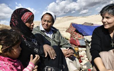 """Freira comboniana é """"Mulher Coragem 2021"""" pelo trabalho com beduínos da Cisjordânia"""