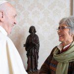 O sonho que Maria Lía quis partilhar com o Papa Francisco (Documento)