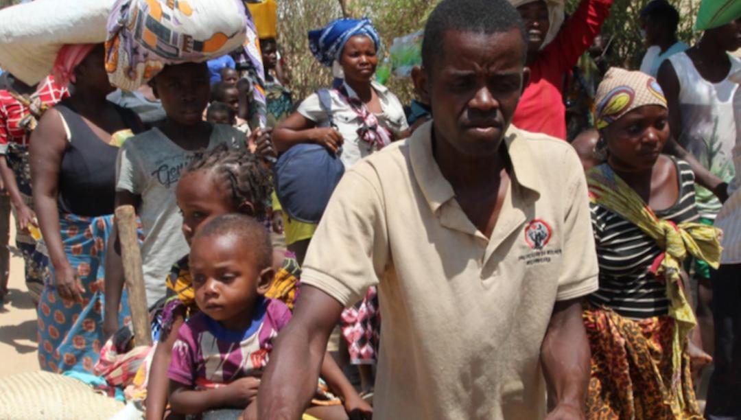 Os Dias da Semana – Socorrer urgentemente Cabo Delgado