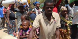 Amnistia, Cabo Delgado, refugiados, deslocados, Moçambique
