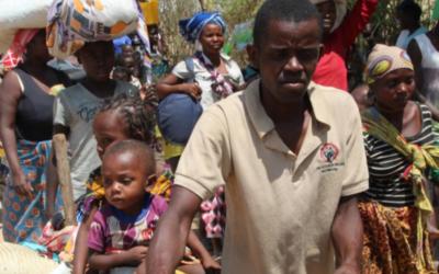 Padre de Pemba pede ajuda para alimentar vítimas da guerra em Cabo Delgado