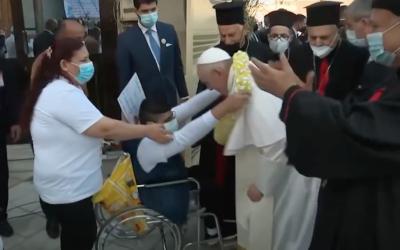 """""""Calem-se as armas!"""" Dignidade, justiça, fraternidade e direitos, os caminhos do Papa no primeiro dia no Iraque"""