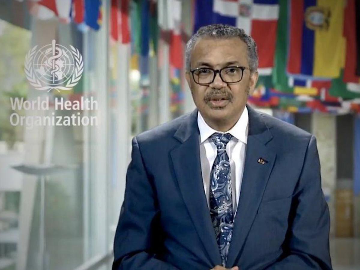 4-Tedros Adhanom Gebreyesus, diretor da OMS. Foto © WCC-CMI