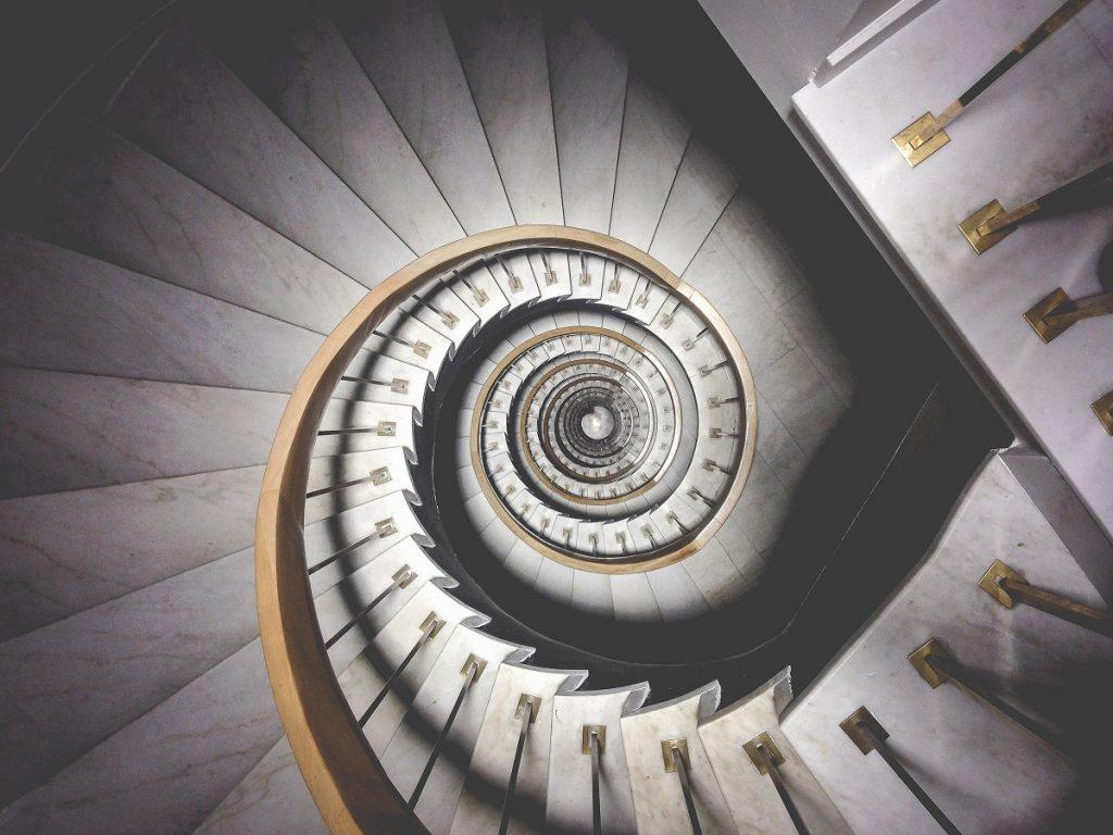 Espiral Escadas