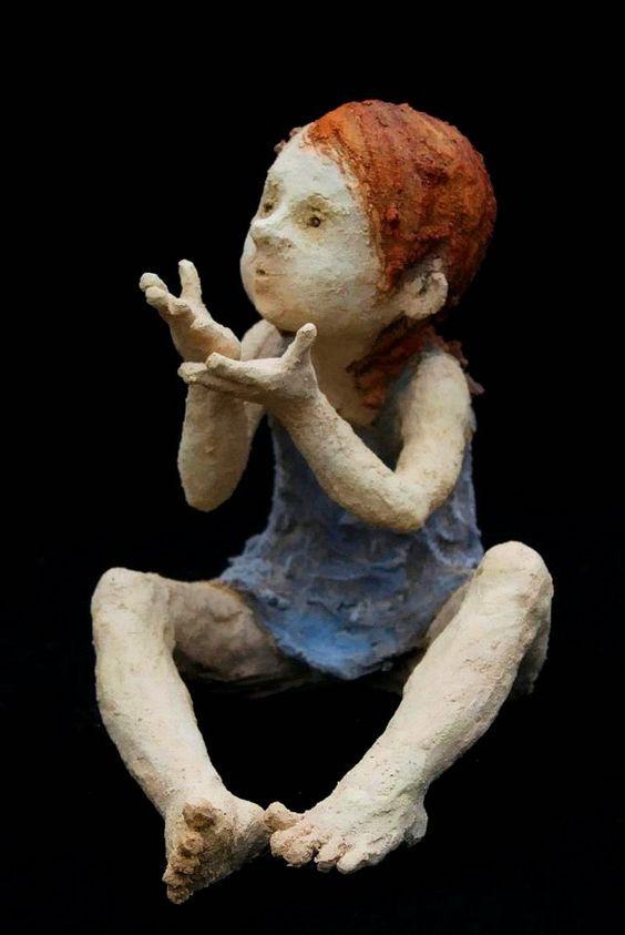 Jurga Martin, escultura
