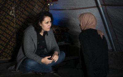 Nagham, a ginecologista das mulheres violadas pelos militantes do Daesh