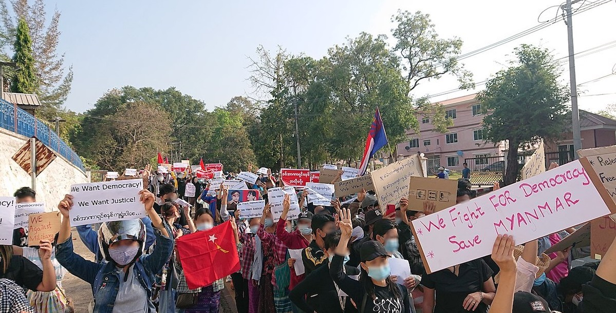 Myanmar. Birmânia