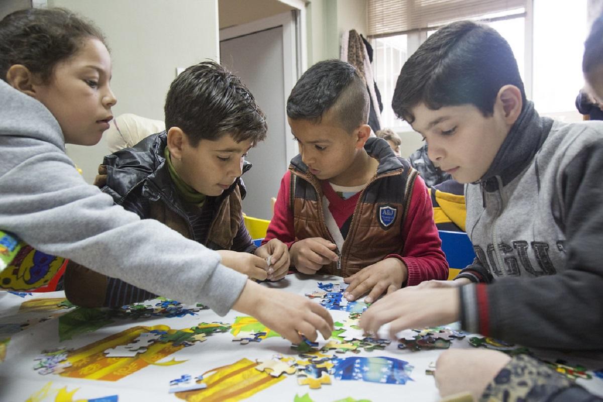 SyriaEducation, crianças, escolas, Síria