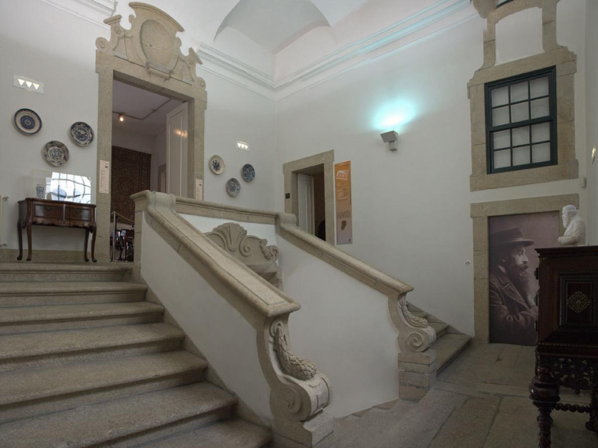 Casa-Museu Guerra Junqueiro-Porto. Foto © Eugénia Abrunhosa