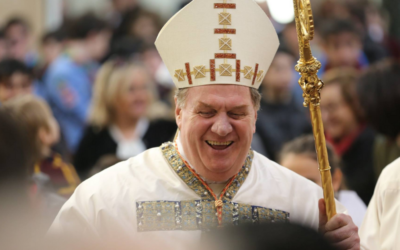 Cardeal Tobin na Congregação dos Bispos para reforçar as orientações de Francisco