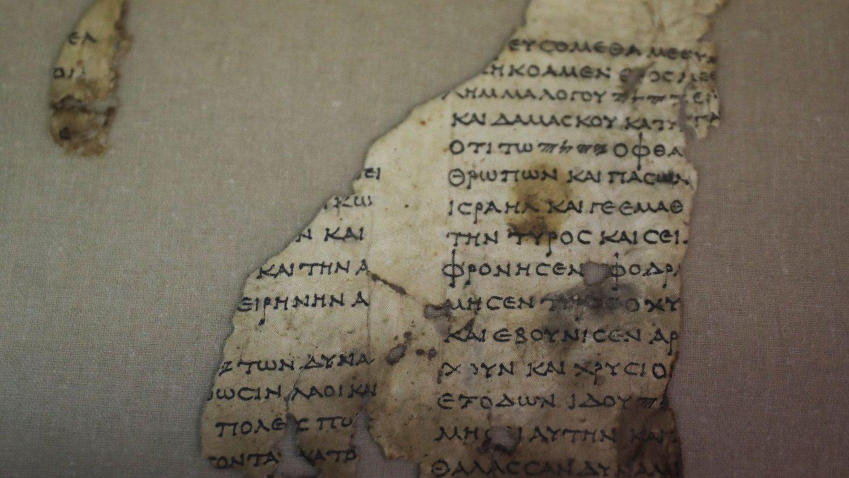 fragmentos bíblicos