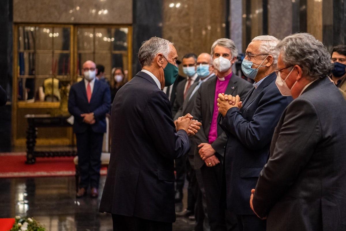 Marcelo Rebelo de Sousa, Presidente da República, diálogo inter-religioso
