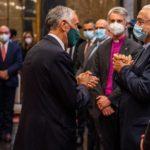 Cerimónia inter-religiosa: Marcelo pede pacificação, D. José Ornelas condena extremismos