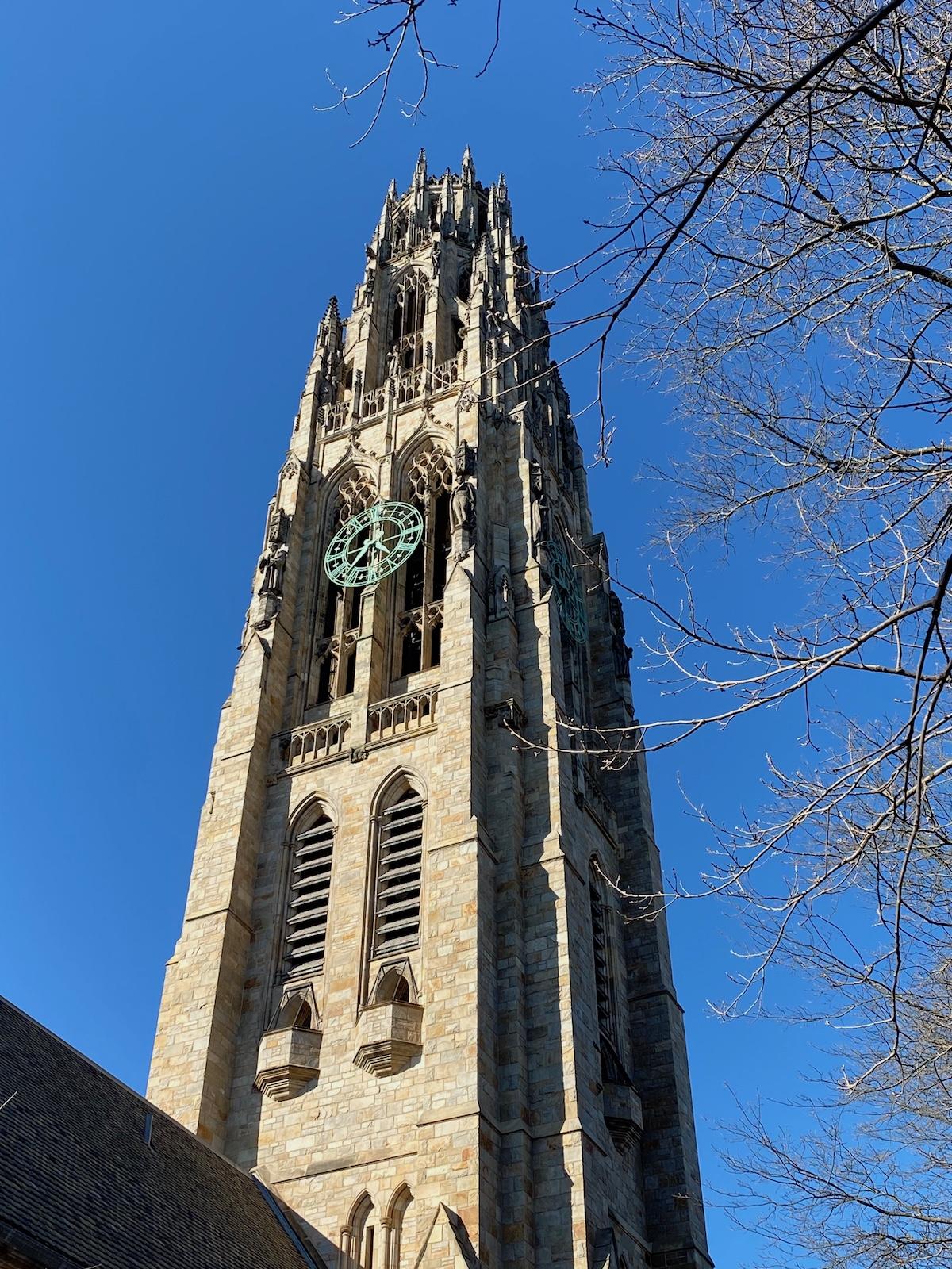 Yale University, em New Haven (Estado do Connecticut), EUA Luís Pinto