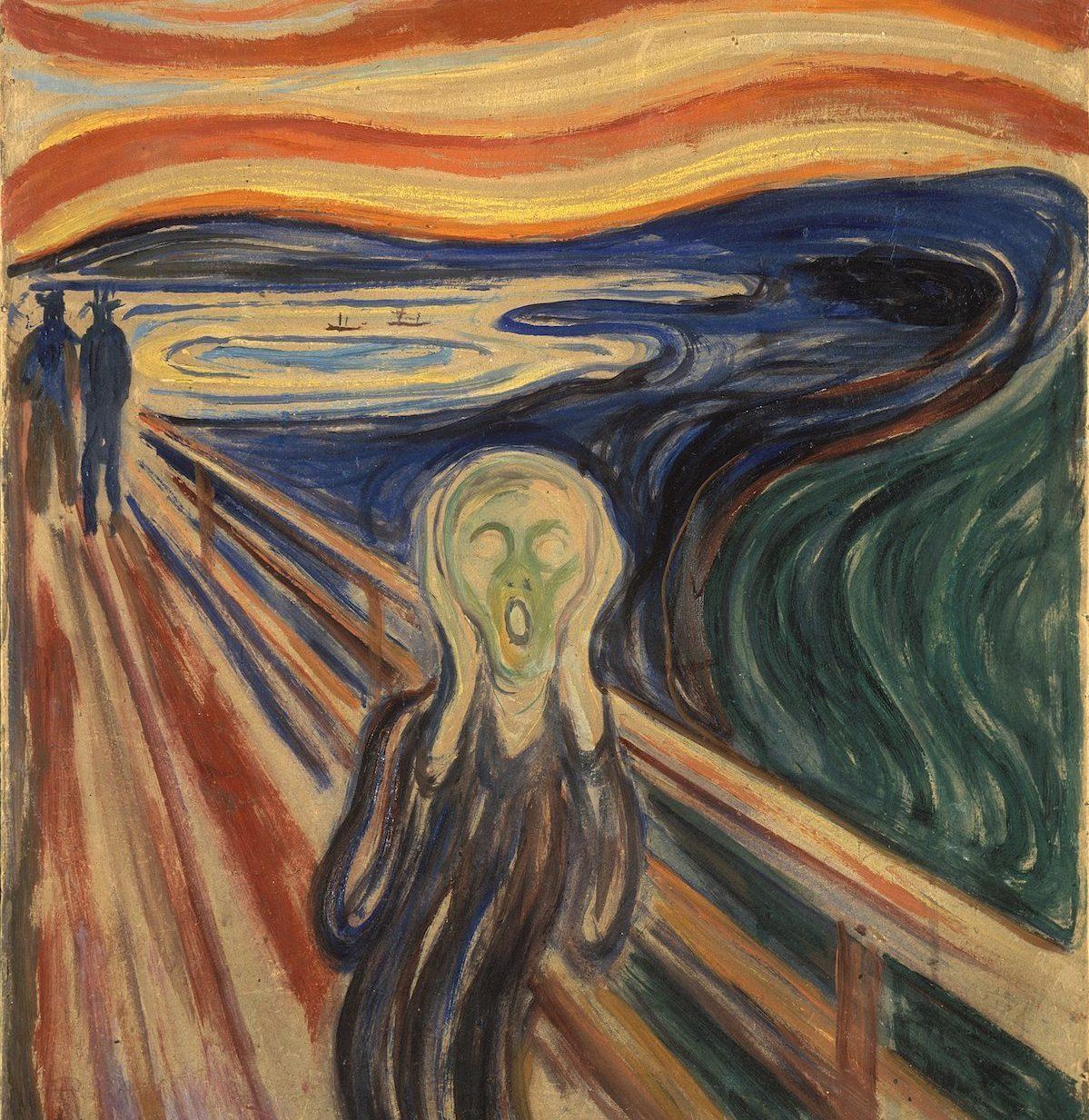 O Grito. Munch