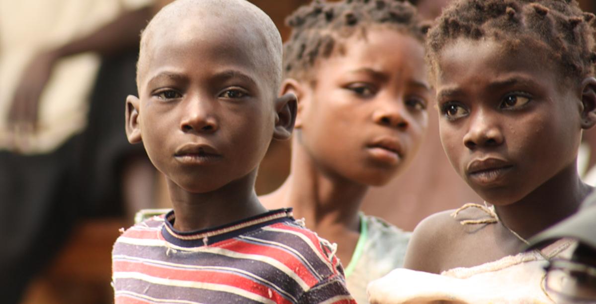 Oikos, Moçambique, Cabo Delgado, crianças