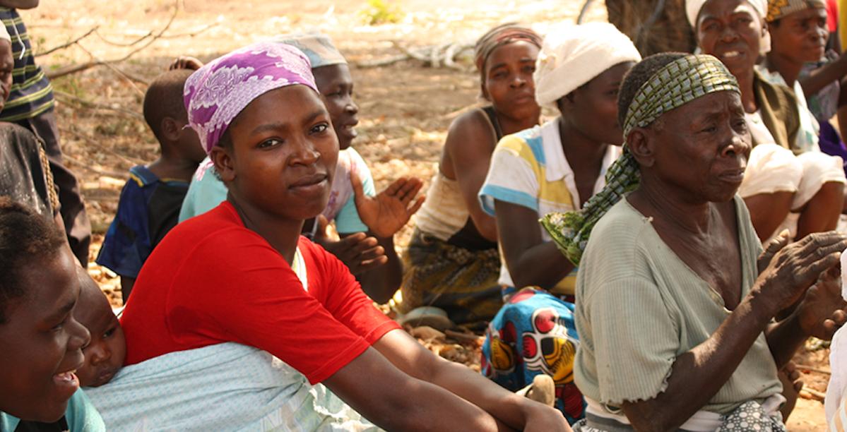 Cabo Delgado, Moçambique, mulheres, Oikos