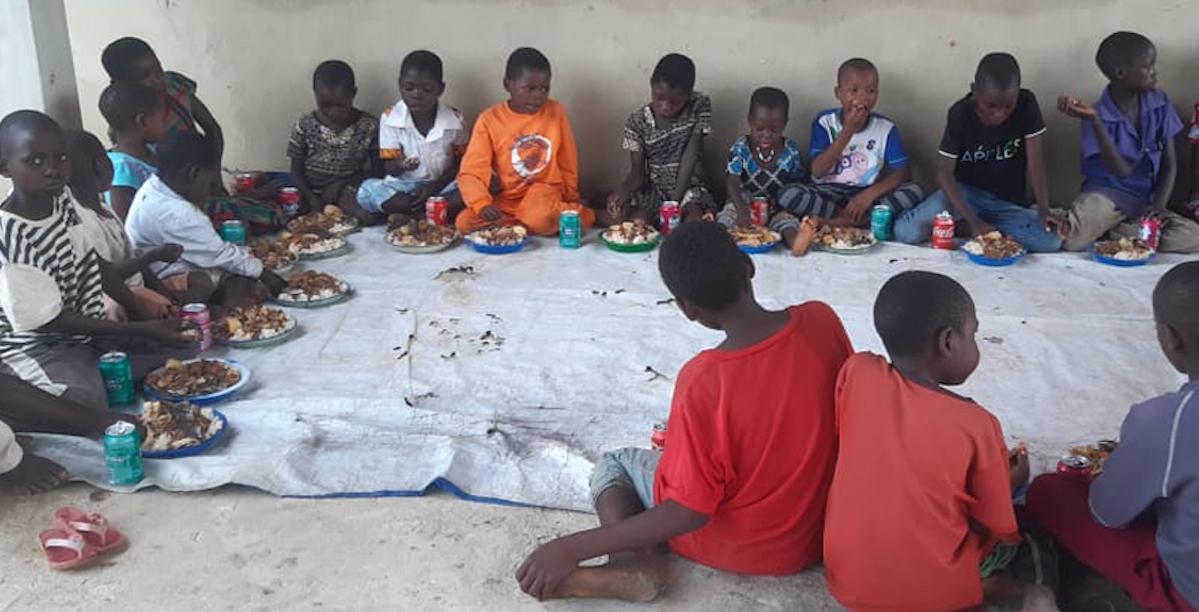 Oikos, Moçambique, Cabo Delgado, crianças.