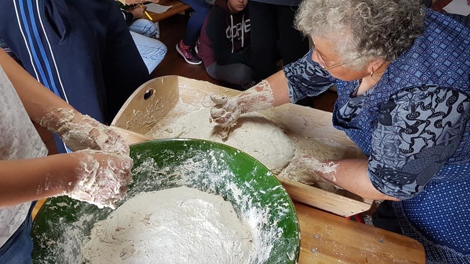 Atelier do pão. Ferraria de São João