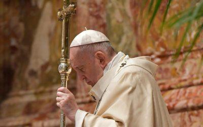 """Papa lamenta terrorismo e """"demasiadas guerras"""" e pede distribuição de vacinas"""