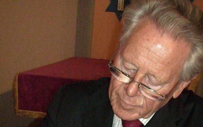 Hans Küng, um gigante da teologia ecuménica