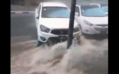 Medo e receio de epidemias entre a população, depois das inundações em Luanda