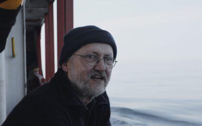 O bispo num barco que vai salvar vidas para o Mediterrâneo