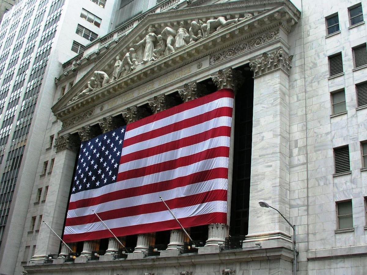 Bolsa de Valores de Nova Iorque. © António José Paulino.