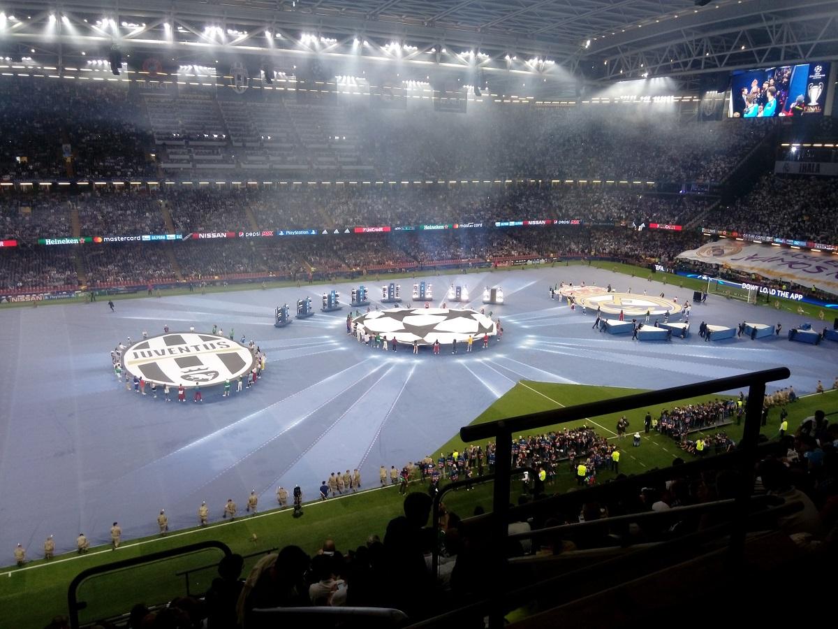 Futebol. UEFA