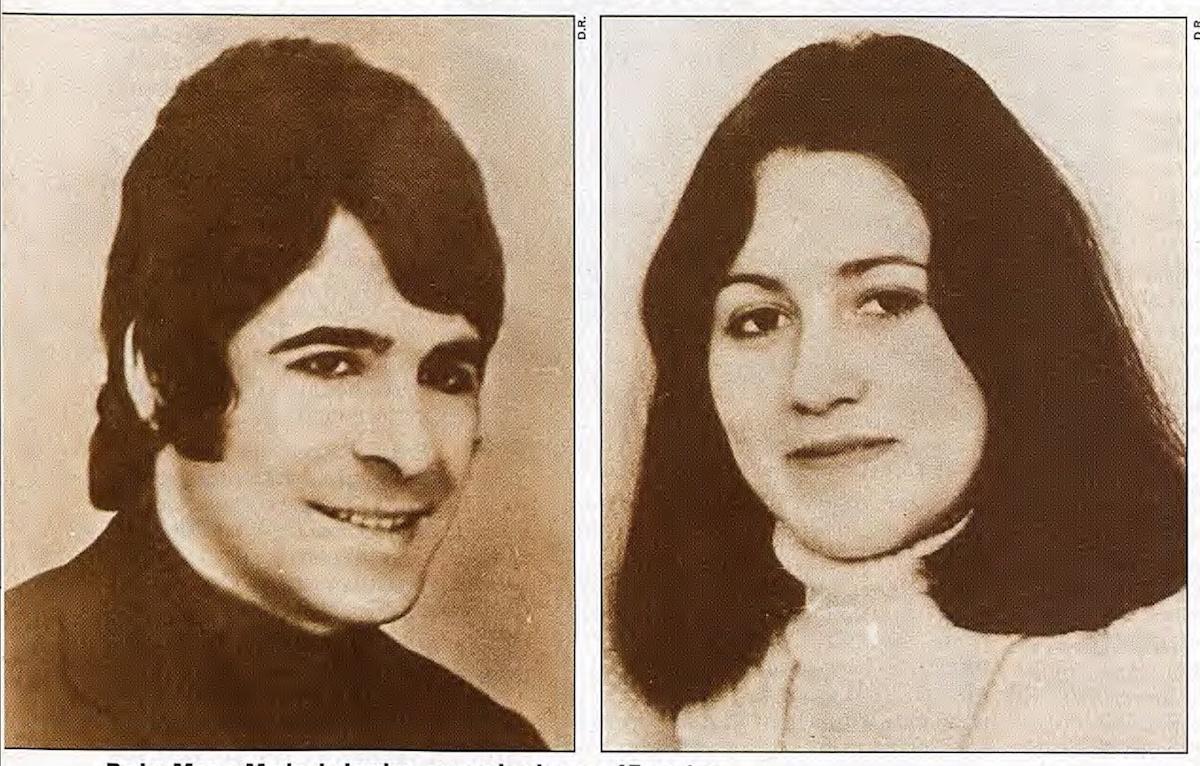 padre Max e Maria de Lourdes