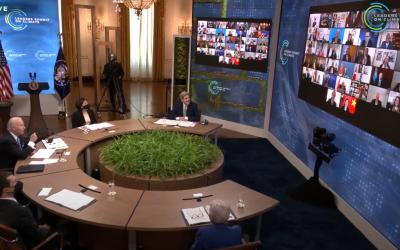 Cimeira do clima: Nem todos partilham do entusiasmo de Biden