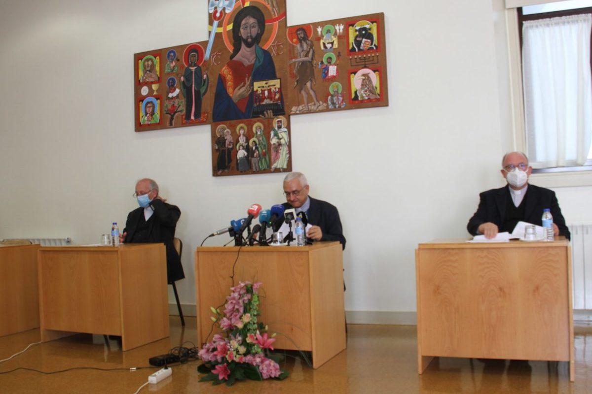 foto CEP 1, bispos