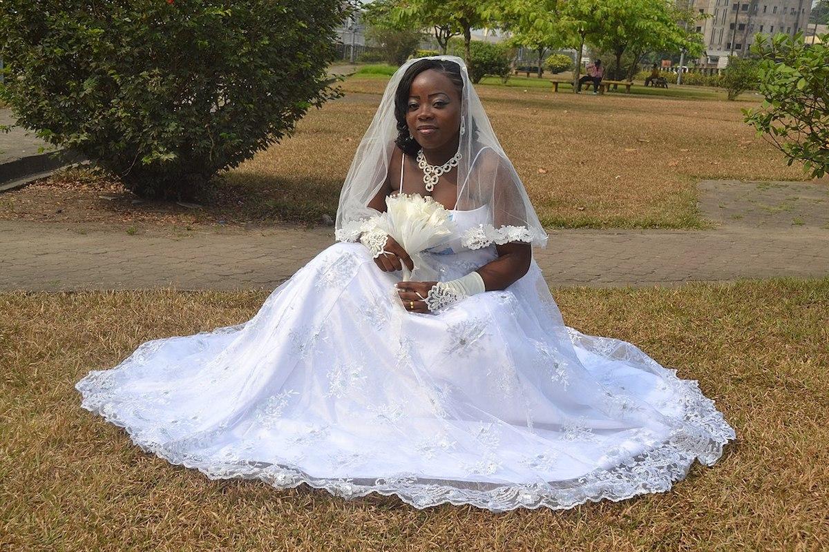 Noiva africana
