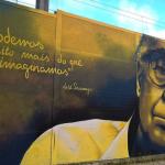 Ler Saramago em conjunto num zoom de Lisboa a Roma