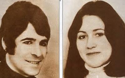 Centenas evocam os 45 anos do assassinato do Padre Max e Maria de Lurdes