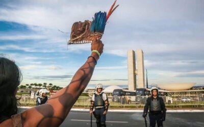 Um parlamento para dar voz aos indígenas do Brasil