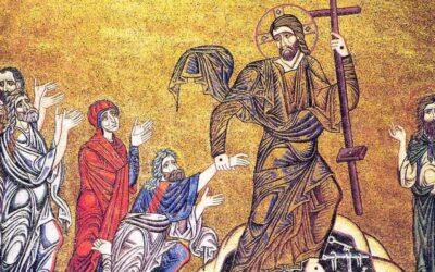 [Páscoa a Oriente] O ícone da Ressurreição na Igreja Ortodoxa