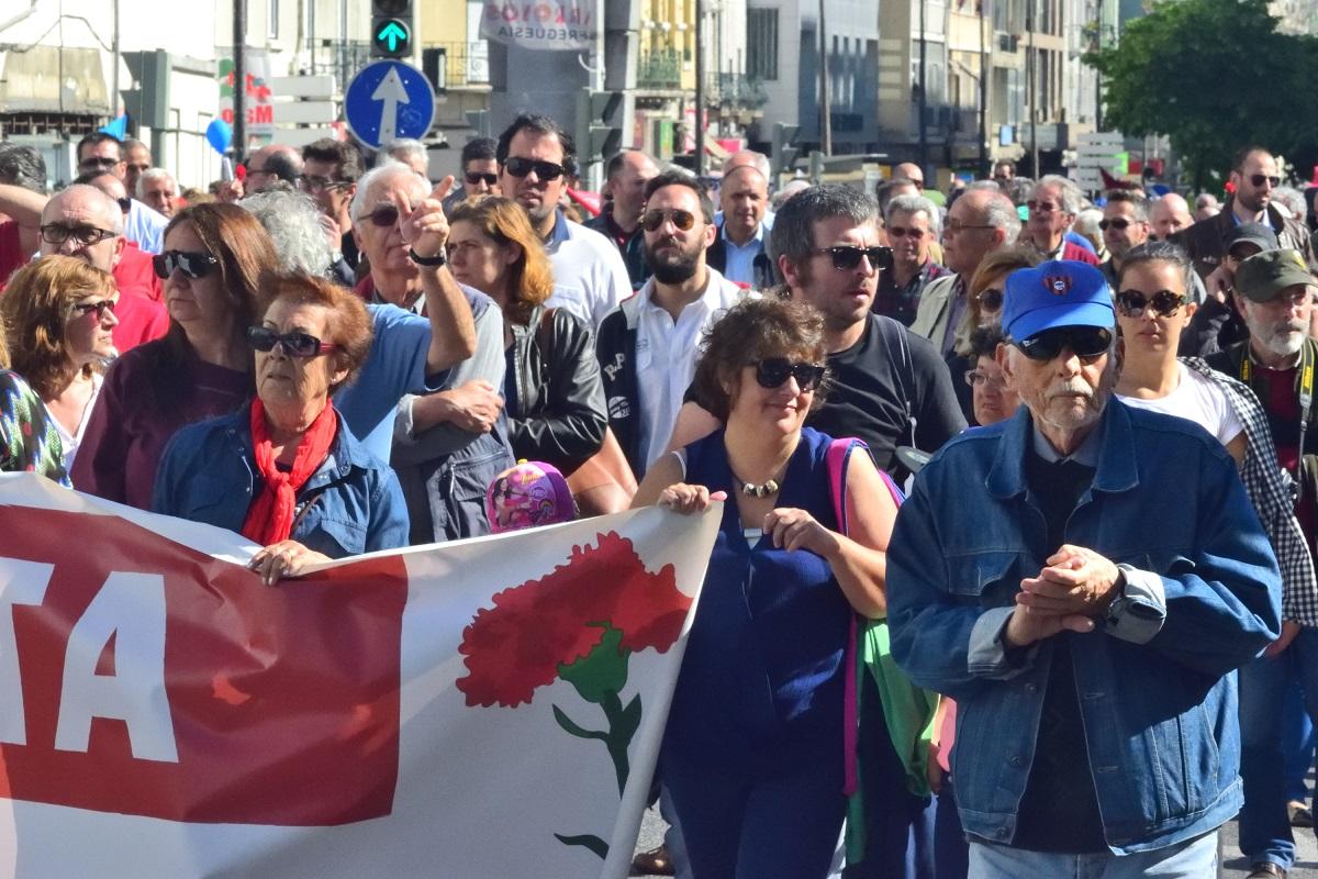 1º DE MAIO 2017 Lisboa