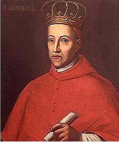 D. Henrique, cardeal