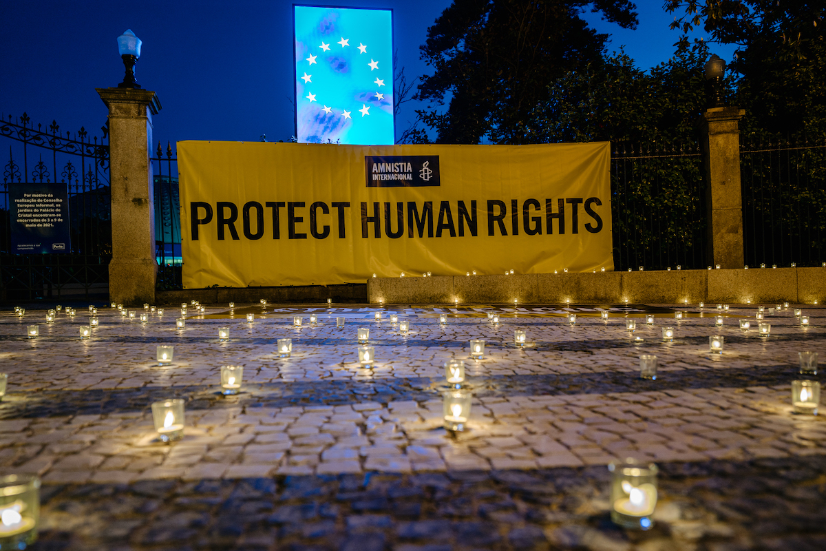Amnistia Internacional, direitos humanos, Índia, UE