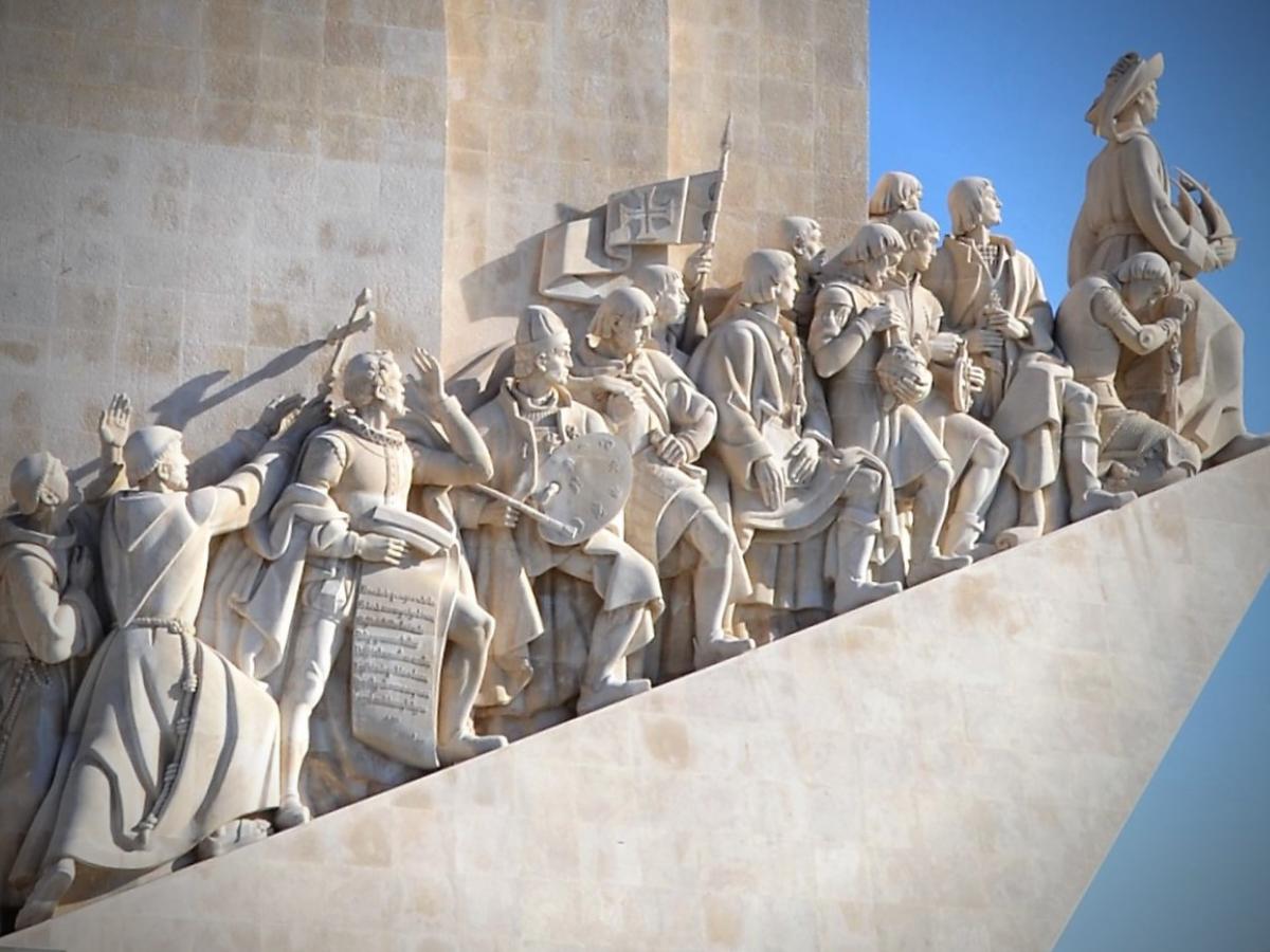 Padrão dos Descibrimentos, em Lisboa. Foto © Miguel Veiga
