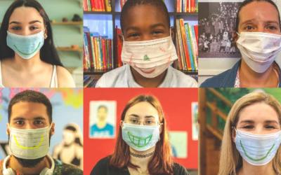 Recuperar sorrisos com acesso à educação e ao emprego