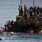 Bispos espanhóis querem respeito pela vida dos migrantes em Ceuta