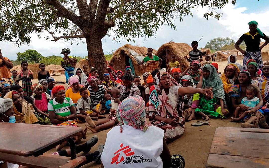 Solidariedade com Cabo Delgado (6) – Médicos Sem Fronteiras: A violência dificulta que a ajuda chegue onde é precisa