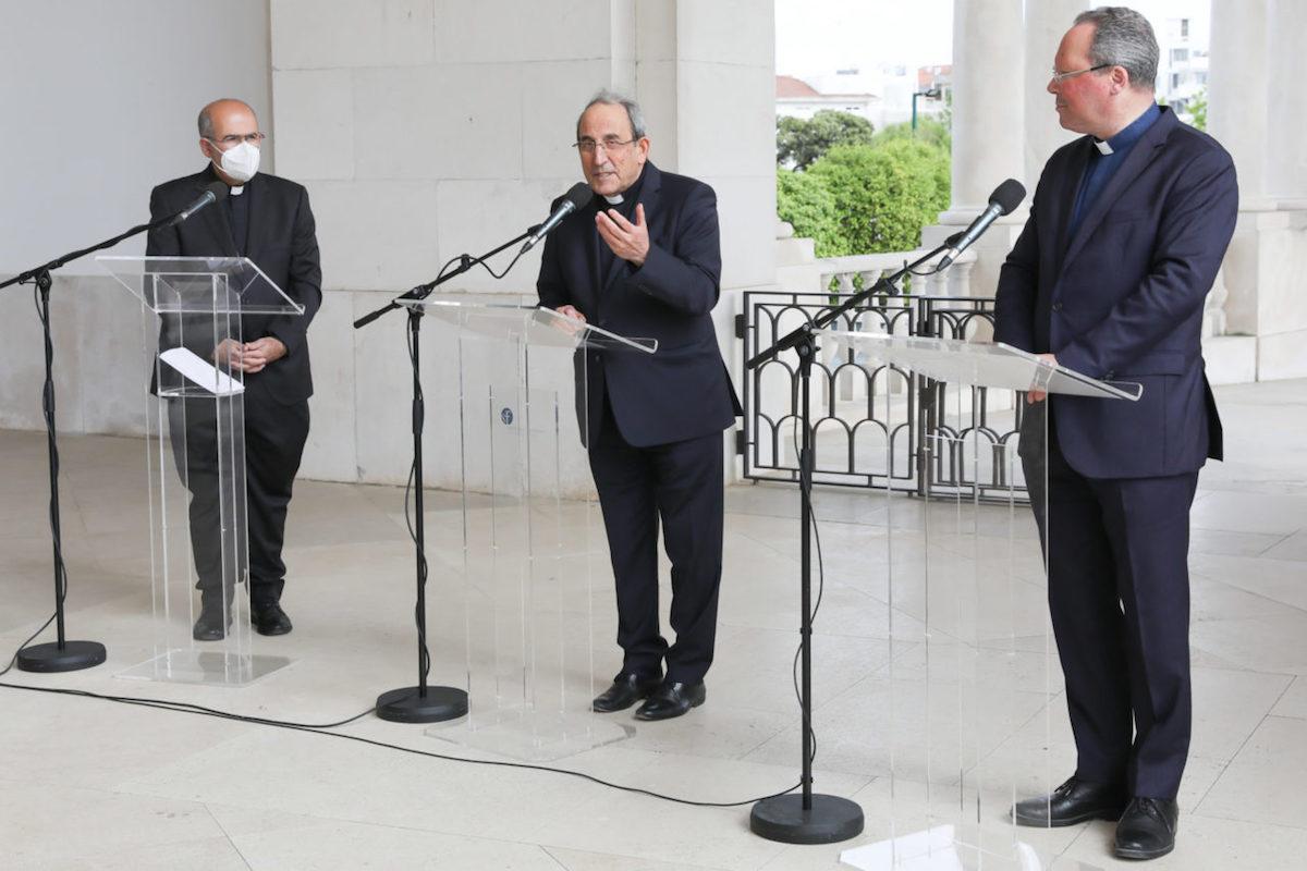 António Marto, Fátima, pandemia, Carlos Cabecinhas, Tolentino Mendonça