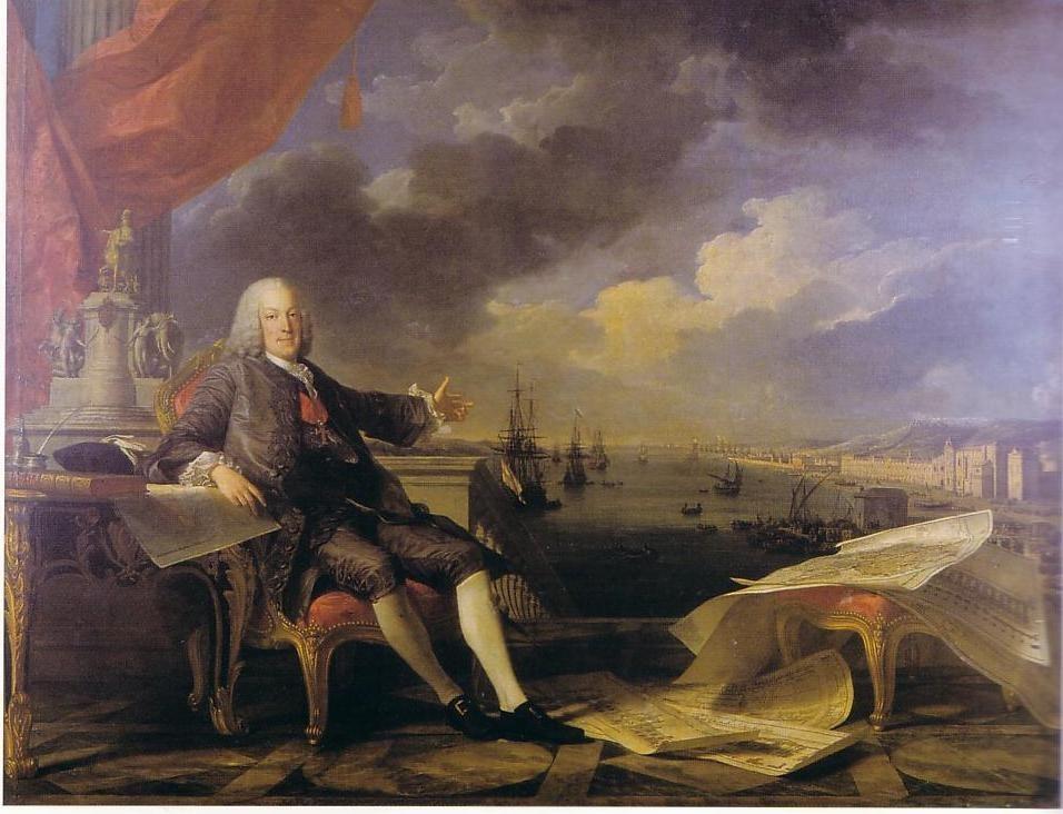 Marquês de Pombal, Jesuítas, Claude-Joseph Vernet.